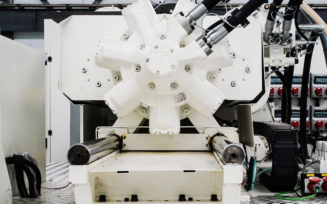 Adquisición de nueva maquinaria con Fondos FEDER